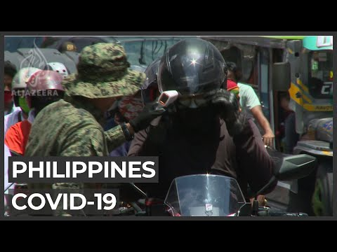 Philippines closes in on Indonesia for most SE Asian COVID-19 cases