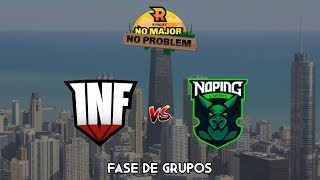 Infamous Gaming vs NoPing Esports- Torneo de Rivalry Dota 2