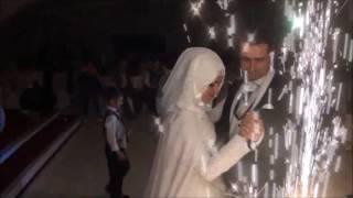 Fatma & Halil I Salon Girişi I İlk Dans I Adil Karaca - Aşkın Tarifi I 10.04.2016