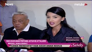 Video Drama Berakhir, Hak Asuh Anak Jatuh kepada Atalarik Syah dan Tsania Marwa - iSeleb 05/09 MP3, 3GP, MP4, WEBM, AVI, FLV September 2019