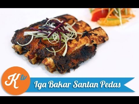 Resep Iga Bakar Masterchef (Grilled Ribs Masterchef Recipe) | CHEF LUCKY