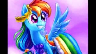 MLP:FiM - 2nd Rainbow Dash Tribute