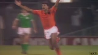 Tribute to Legend Ruud Gullit Best Goals and Skills