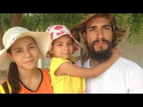 Pr João Fonseca e Natalia, missionários em Caldeirão Grande/PI - CTMS   Instituto Livre Ser