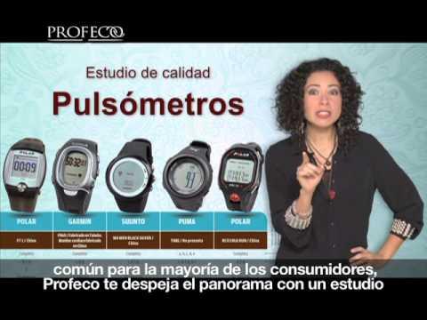 Pulsómetros [