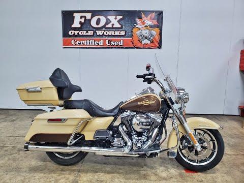 2014 Harley-Davidson Road King® in Sandusky, Ohio - Video 1