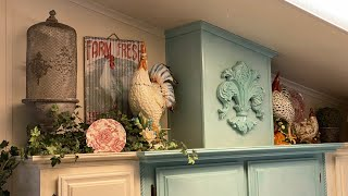 My French Country Kitchen Sneak Peek II Plus Two Upcoming DIYs