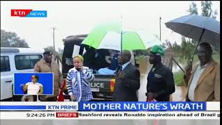 Mother Nature's Wrath:Heavy rains disrupt the ongoing KCSE exams in various parts of the country