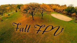 Fall FPV Freestyle: Take One