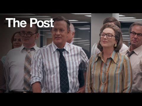 The Post (Featurette 'The Craft')