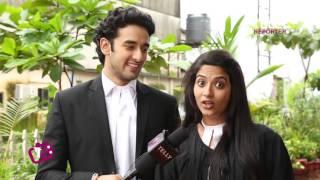 Compatibility Test With Aditi Sharma & Vishal Vashishtha Aka Gangaa & Sagar | Telly Reporter