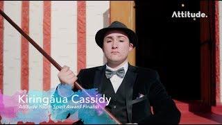 Kiringāua Cassidy - Attitude Awards 2018 Finalist