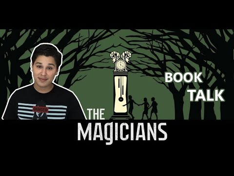 The Magicians - Book Talk