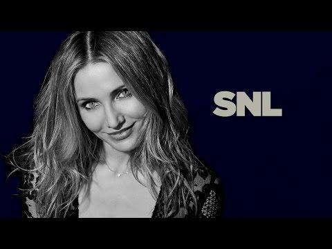Saturday Night Live - Cameron Diaz - December 6, 2014