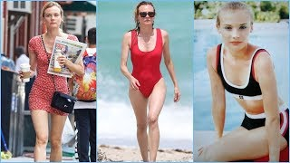 Diane Kruger - Rare Photos | Childhood | Family | Lifestyle