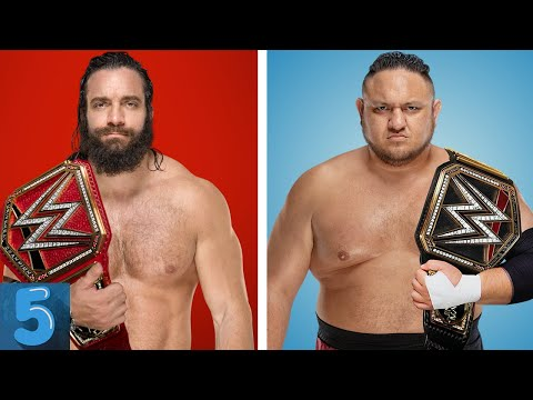 5 WWE Wrestlers Who Are Yet To Win A Main Roster Title
