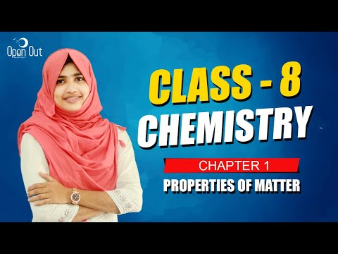 , title : '8th CHEMISTRY FIRST CHAPTER PROPERTIES OF MATTER