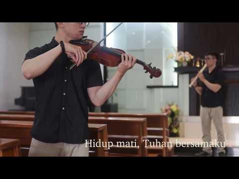 Tuhan, Tinggallah Bersamaku - KR 239 (Violin