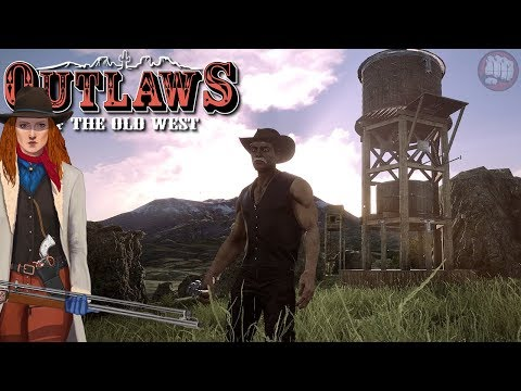 Bounty Hunter   Outlaws of the Old West   MP Server   S2 EP17