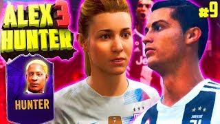 САМЫЙ НЕРВНЫЙ МАТЧ !!! ЛЧ С ЮВЕНТУСОМ | ИСТОРИЯ ALEX HUNTER 3 | FIFA 19 | #9 (РУССКАЯ ОЗВУЧКА)