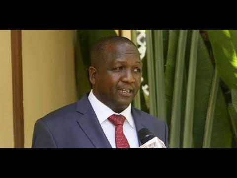 Tiaty mp Kamket arrested over Kapedo skirmishes along Langata road