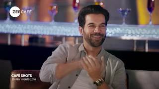 Café Shots | The Double Trouble with Rajkumar Rao | Starry Nights 2.OH!