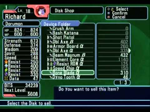 digimon games [3] - Team's idea