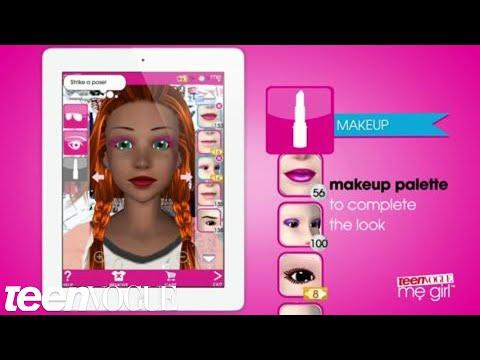 Video of Teen Vogue Me Girl