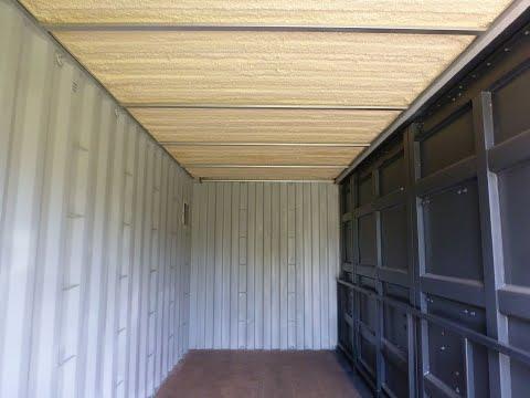 Aménagements Extérieurs Carports Containers Maritimes