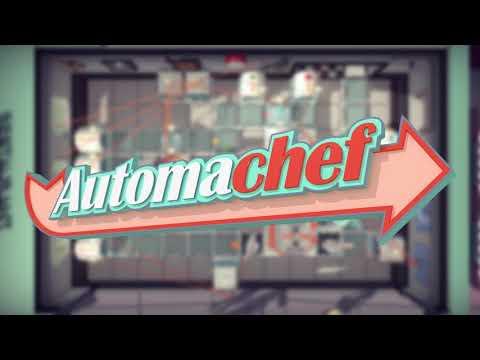 Automachef - Launch Trailer (Nintendo Switch, Steam) thumbnail