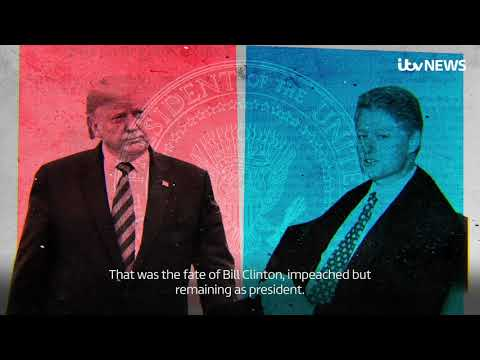 Explained: The process to impeach Donald Trump | ITV News