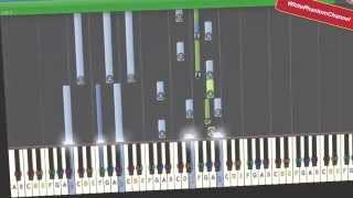 DIVINE Piano SNSD And Lyrics