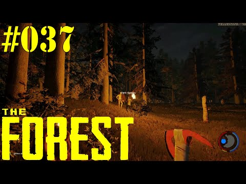 THE FOREST [HD|60FPS] #037 - LPT - Einwohner schön knusprig ★ Let's Play Together The Forest