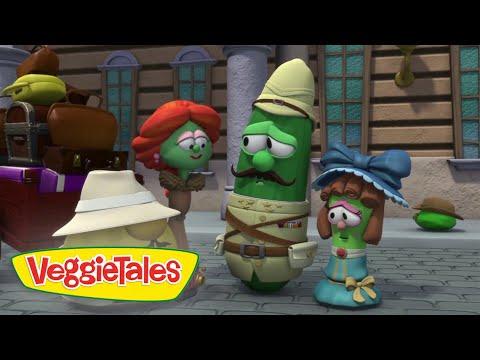 VeggieTales: The Penniless Princess DVD movie- trailer