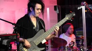 Dirty Loops   Just Dance   Henrik Linder Bass Solo   NAMM 2015