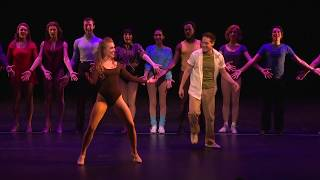 """Sing""- A Chorus Line @ Texas State University"