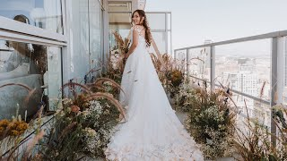 My DREAM DIY Wedding Dress! 👗| MY BALCONY WEDDING - PART 1