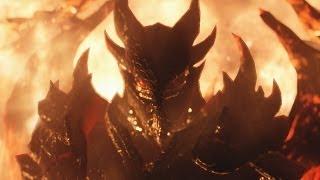 История мира Elder Scrolls - Даэдра