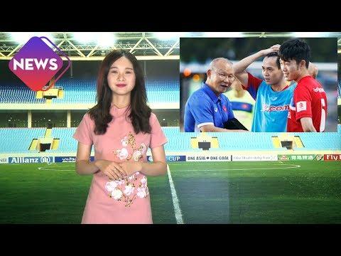 VFF NEWS SỐ 73   U23 Việt Nam chính thức vào vòng trong tại M-150 Cup