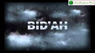 Bid'ah Seminar: An End To The Controversy!