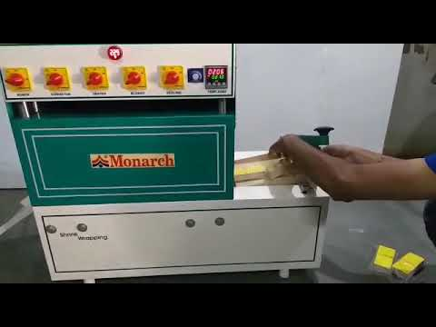Currency Bundle Packing Machine