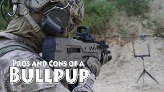 Pros and Cons for Bullpups