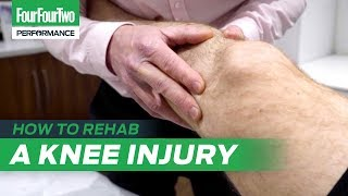 How to Diagnose and Rehab a Knee Injury | Sports Injury Clinic