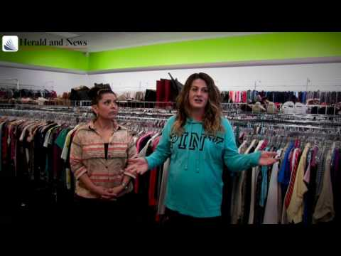 Chain of retail thrift stores