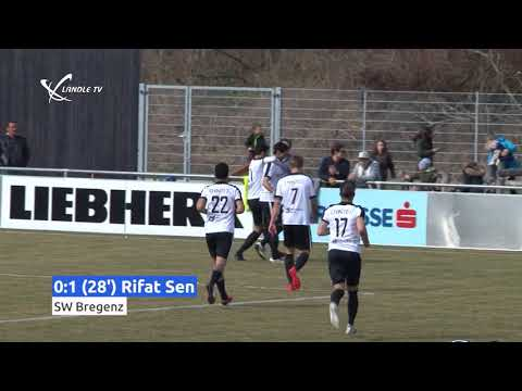FC Nenzing : SW Bregenz