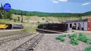 Kokomo Junction Railroad In N Scale, Episode 02 Featured In Trackside Model Railroading.