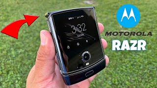 Motorola Razr (2020) - Hands On & Benchmarks - Cool Looking But NOT ENOUGH!