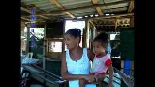 preview picture of video 'Destruyen vivienda de opositores'