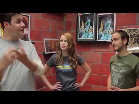 Битвы героев-8: Дарт Вейдер против Гэндальфа