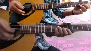 Udaarian - Satinder Sartaaj - Punjabi Song - Guitar Cover Lesson Chords easy